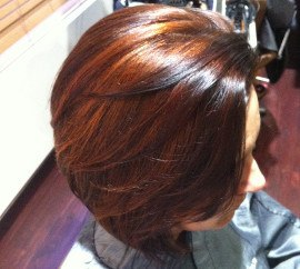 hair color wellington salon